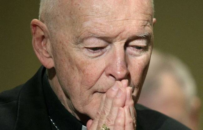 nouvel ordre mondial | Etats-Unis: Accusé d'abus sexuels, le cardinal Theodore McCarrick est défroqué par le Vatican