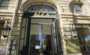 Les locaux du CIVB, à Bordeaux.
