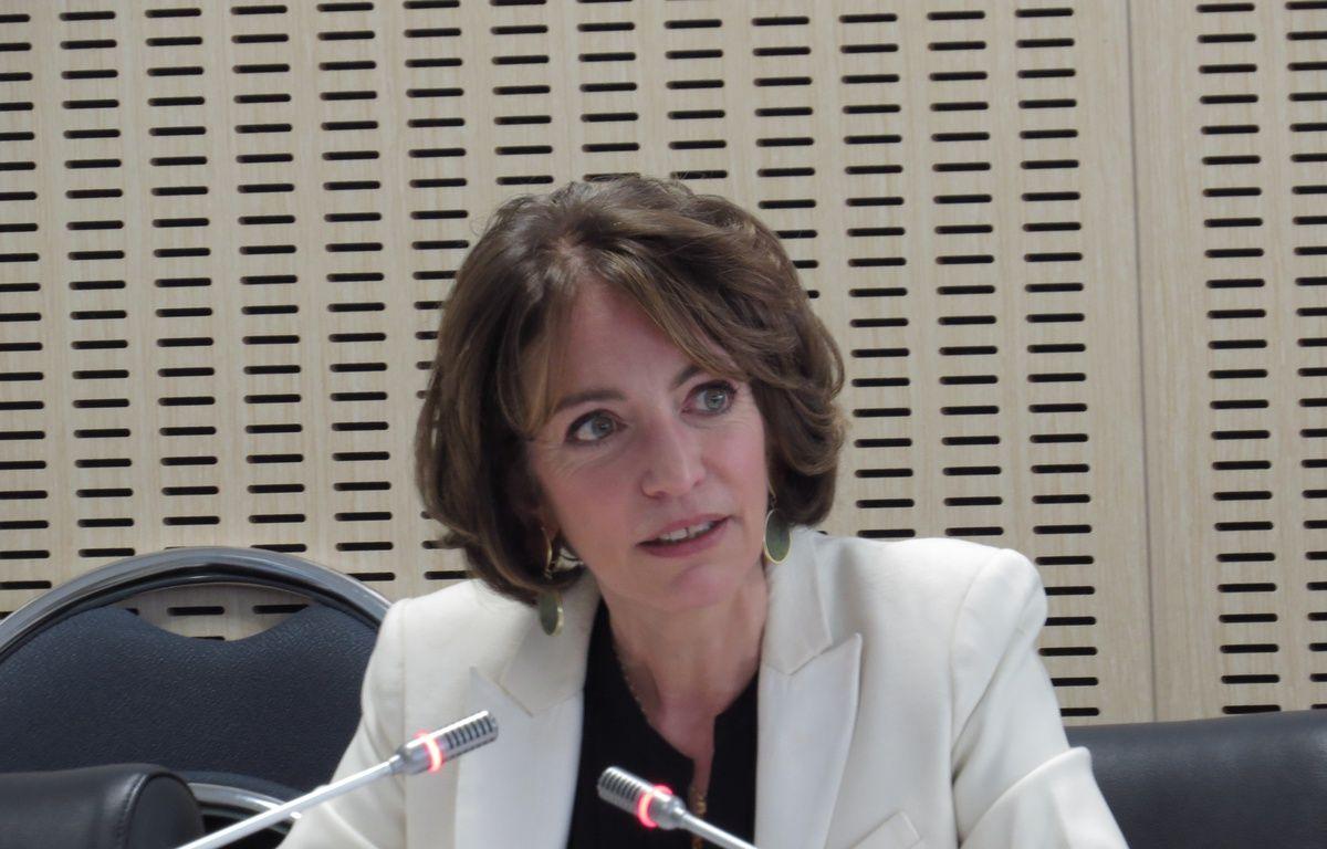 La ministre des Affaires sociales, de la Santé et des Droits des femmes, Marisol Touraine, le 2 mars 2015. –