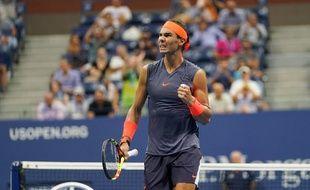 Rafael Nadal défiera Juan-Martin Del Potro en demi-finale de l'US Open 2018.