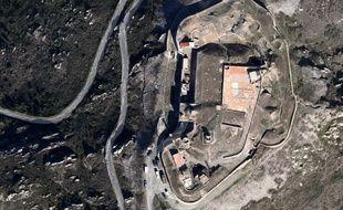Fort Béar, dans les Pyrénées-Orientales.