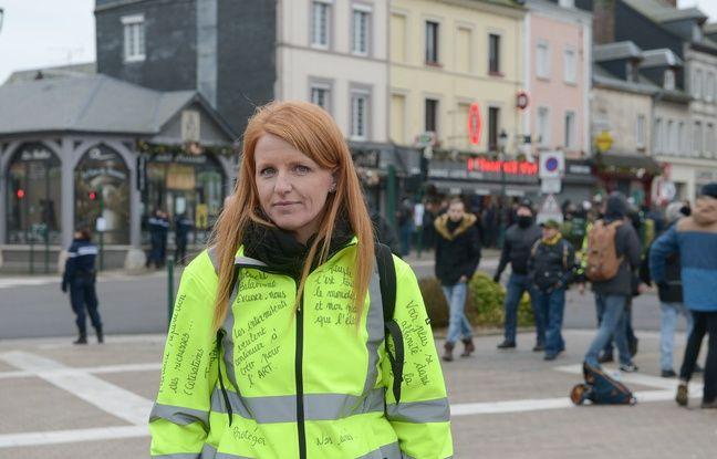 «Gilet jaunes: Ingrid Levavasseur s'engage dans l'aide aux familles monoparentales et veut peser sur les municipales