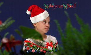 Le fabuleux Noël de Greta Thunberg