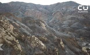 La Californie ravagée par l'incendie «Camp Fire»