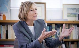 Marielle de Sarnez, vice-présidente du MoDem d'Ile-de-France.