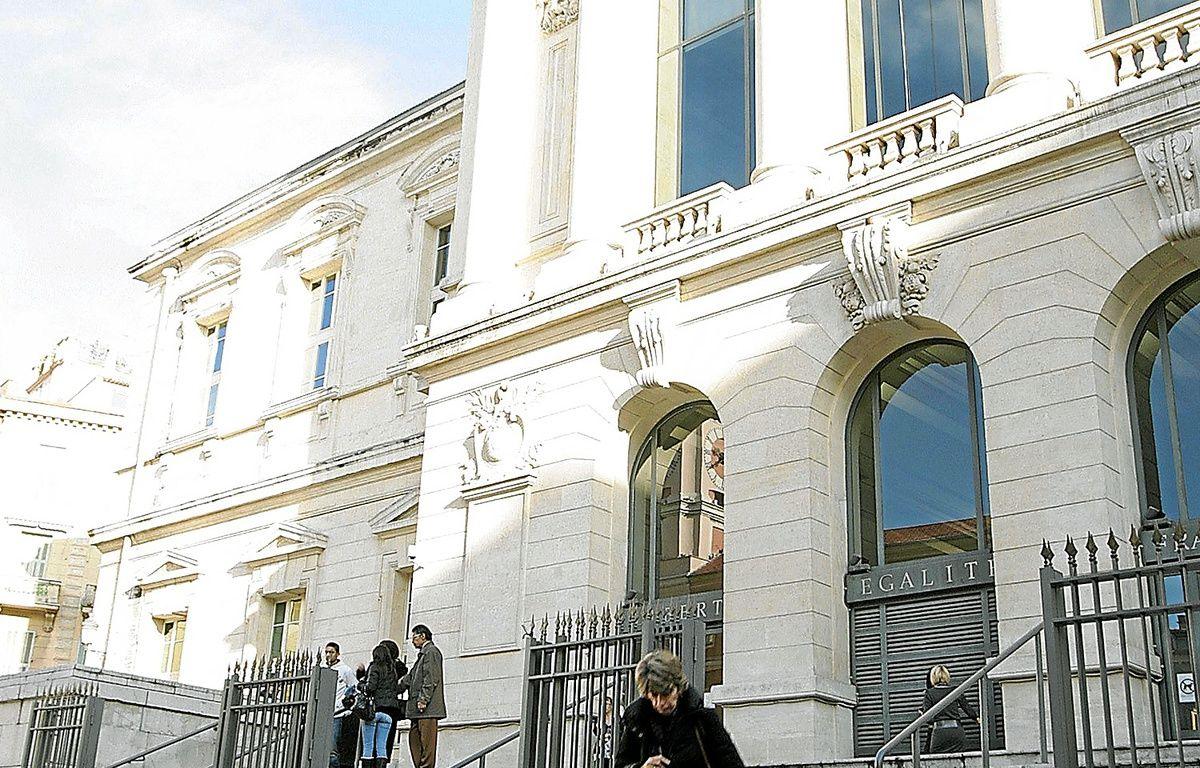 Le palais de justice de Nice. – Archives ANP / 20 Minutes