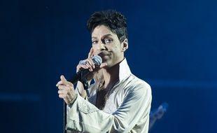 Prince au Hop Farm Festival en 2011