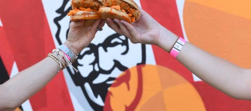 Image d'illustration de l'enseigne KFC.