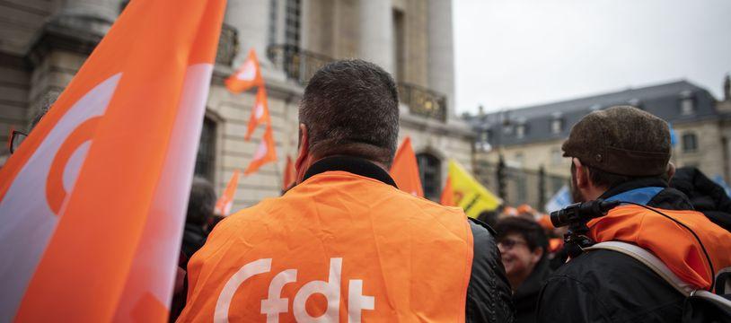 Des syndicalistes membres de la CFDT étaient poursuivis pour diffamation par une entreprise agroalimentaire bretonne.