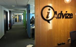 iAdvize, créée en 2010, propose des solutions de relation client en ligne