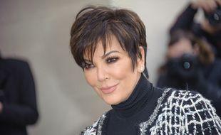 La star de télé-réalité et manager Kris Jenner