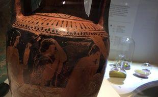 Au musée Saint-Raymond de Toulouse, l'exposition Rituels Grecs ouvre du 24 novembre 2017 jusqu'au 25 mars 2018.