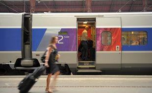 Dimanche 3 juillet, le trajet entre Paris et Strasbourg ne durera plus que 1h49. (Illustration)