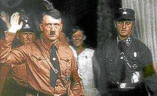 Image du documentaire «Apocalypse Hitler».