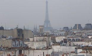 Les pics de pollution se sont multipliés ces dernières années dans la capitale française.