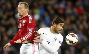 Nabil Fekir a marqué les esprits en une demi-heure face au Danemark. Pascal Fayolle