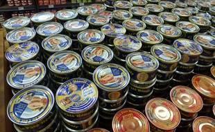 Près de 35 millions de boîtes de paté Hénaff sont vendues chaque année.