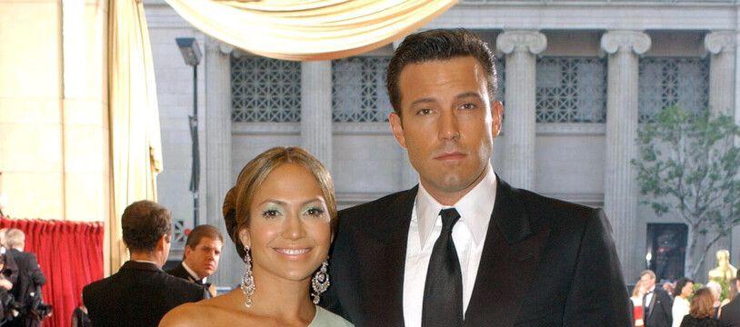 Les anciens fiancés Jennifer Lopez et Ben Affleck