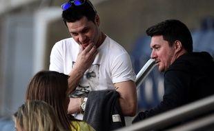 Matias Messi (à droite)
