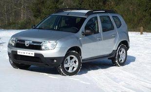 Le Dacia Duster, le premier 4x4 low cost.