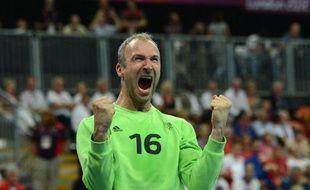 La France s'est qualifiée pour la finale du tournoi messieurs de handball des JO en battant, comme il y a quatre ans la Croatie 25 à 22 (mi-temps: 12-10) en demi-finale, vendredi à Londres.