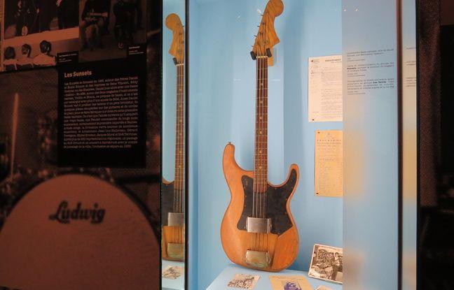 La première basse conçue à Nantes (1961).