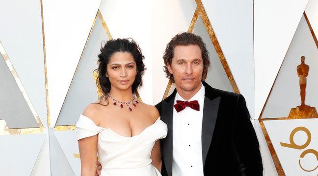 Matthew McConaughey et Rebel Wilson sont dans le Fil des Stars