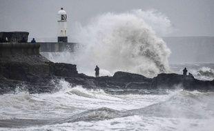 La tempête Bella est arrivée en France ce dimanche