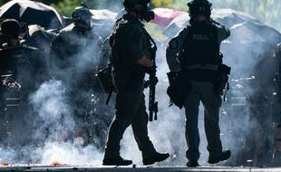 Les manifestations organisées le 25 juillet à Seattle ont dégénérées