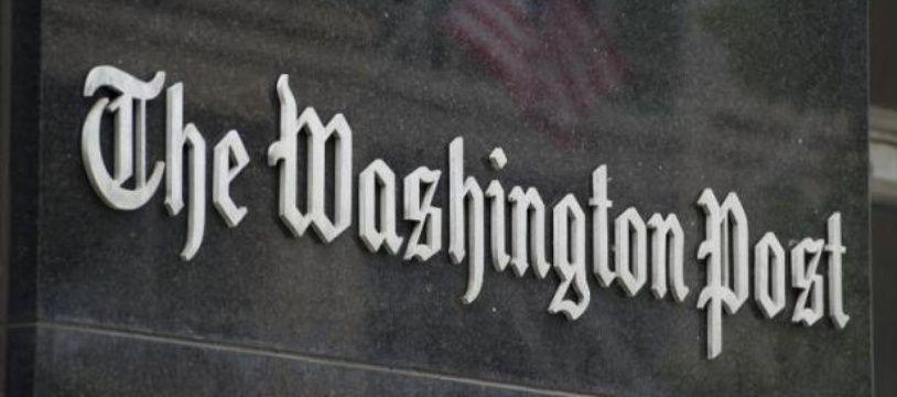 Siège du Washington Post en 2013 à Washington