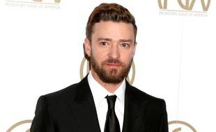 L'acteur et chanteur Justin Timberlake