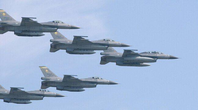 L'armée américaine cherche à acquérir une flotte d'avions de chasse autonomes