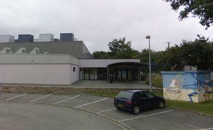 Le complexe sportif Henri-le-Rohellec d'Arradon.