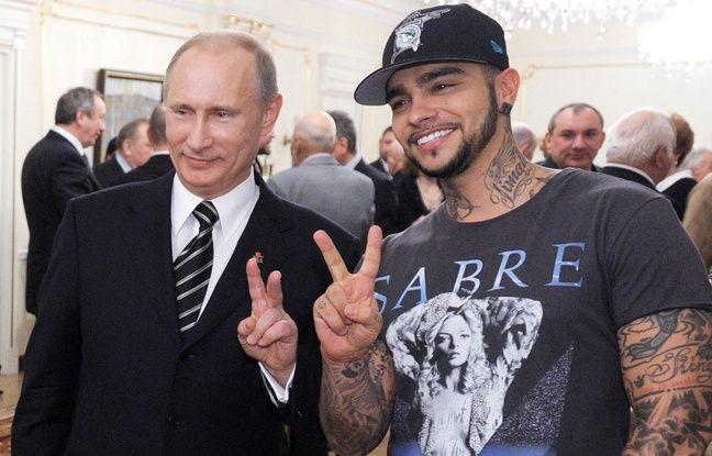 Face au million de «pouces vers le bas», un rappeur pro-Poutine supprime son clip de YouTube