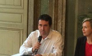 Nicolas Béraud est le fondateur de l'entreprise Betclic.