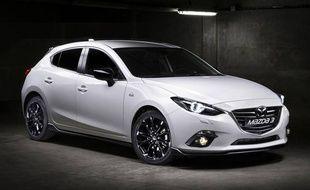 Mazda 3, édition limitée Trophée Andros
