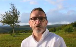 Sébastien Bras, le chef aveyronnais triplement étoilé, renonce au Michelin.