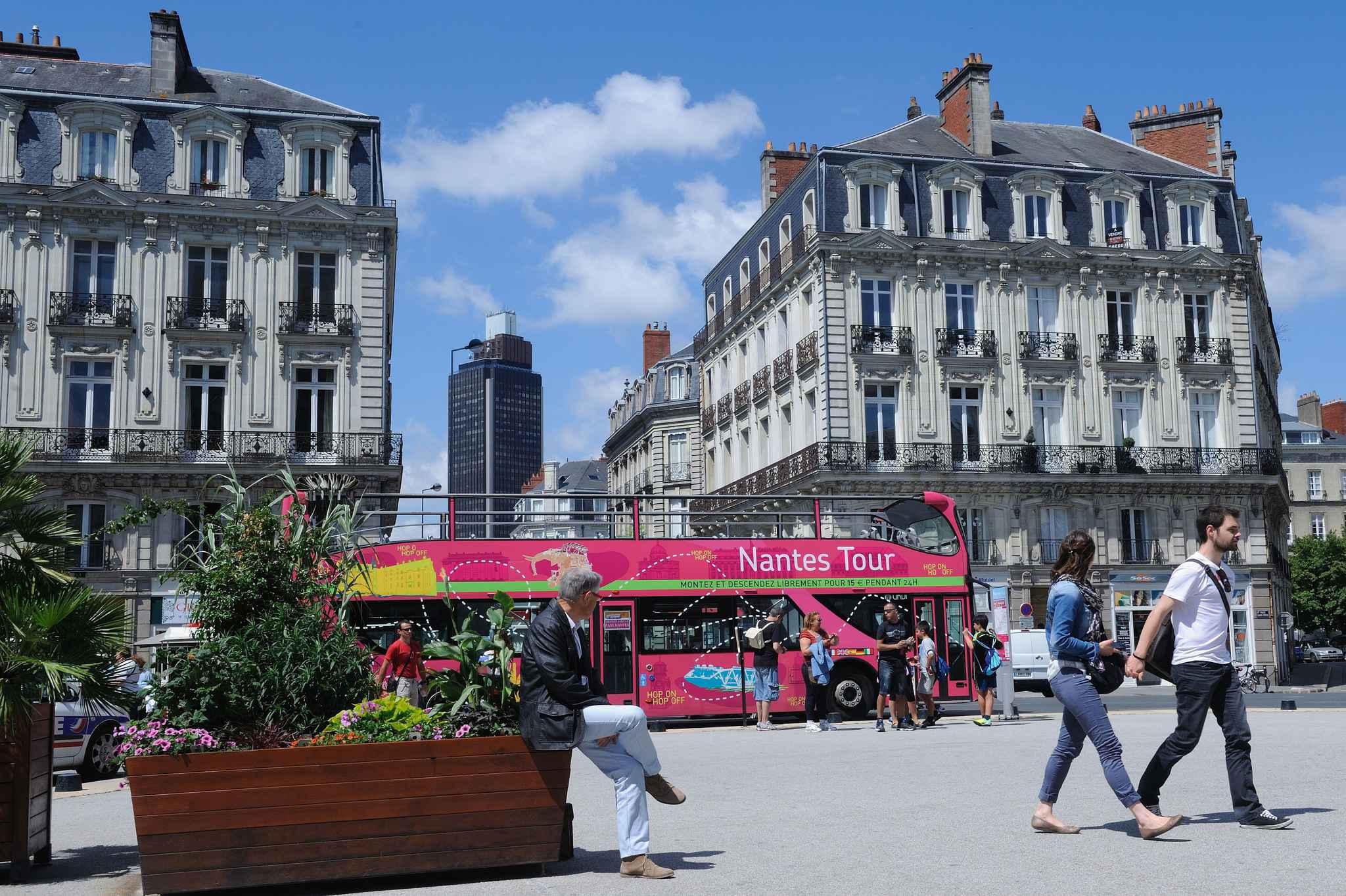 nantes deuxi me du classement des villes les plus attractives pour un parisien. Black Bedroom Furniture Sets. Home Design Ideas