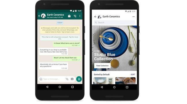 Facebook s'apprête à intégrer son marketplace à WhatsApp