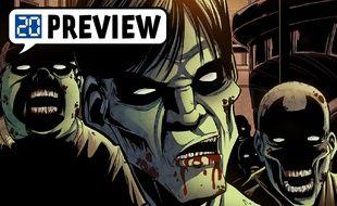 «Zombies, chroniques de lapocalypse» (extrait)