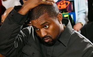 Kanye West le 24 juin à Paris