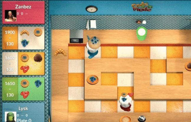 Un mini-jeu issu de la plate-forme CodinGame