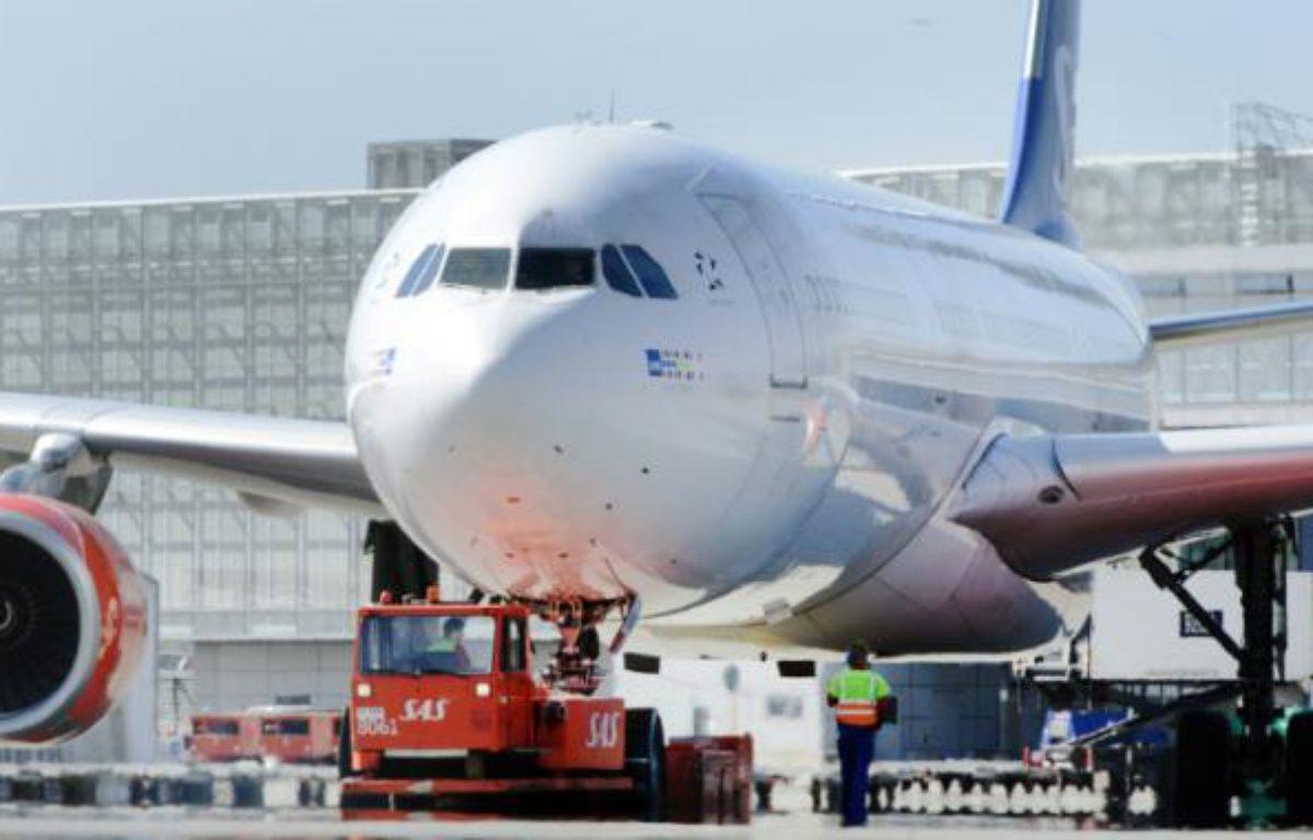 Un Airbus A330-300, à Stockholm, le 3 mai 2012 – JOHAN NILSSON SCANPIX