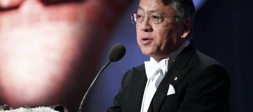 L'écrivain Kazuo Ishiguro en 2017