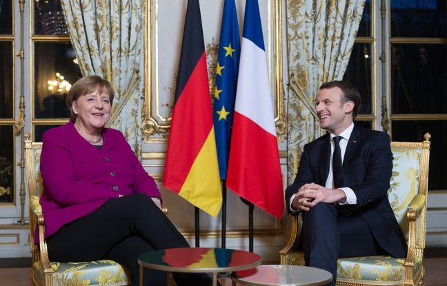 nouvel ordre mondial   Europe: Macron propose à Merkel une «feuille de route claire et ambitieuse d'ici juin»