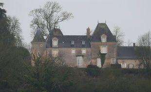 Le Manoir de Beaucé, résidence du couple Fillon dans la Sarthe près de Sablé-sur-Sarthe, a été perquisitionné pour évaluer la valeur exacte du patrimoine immobilier du candidat à l'élection présidentielle. (Illustration)
