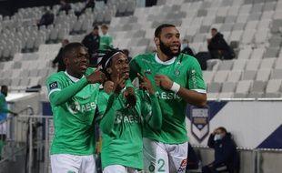 Les Verts ont retrouvé le sourire à Bordeaux.
