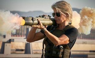 Linda Hamilton est de retour, avec son bazooka, dans le trailer de «Terminator: Dark Fate»
