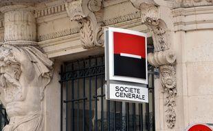 La Société Générale (illustration).