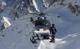 Illustration du massif des écrins, dans les Hautes-Alpes